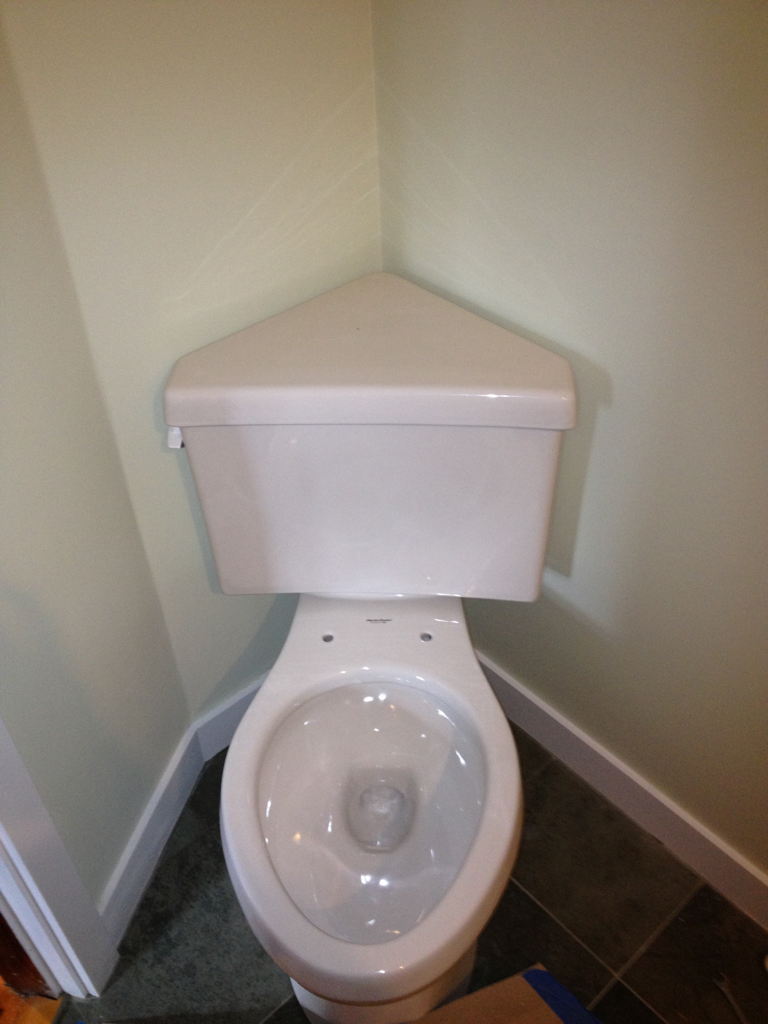 Wall Hung Propane Heaters Custom Toilet Install Framingham MA - Kaufman Plumbing and ...