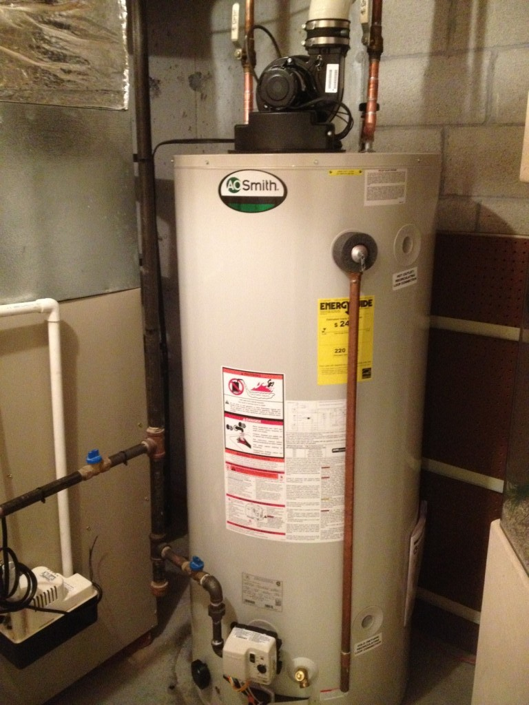Hot Water Tank Replacement Ashland Kaufman Plumbing