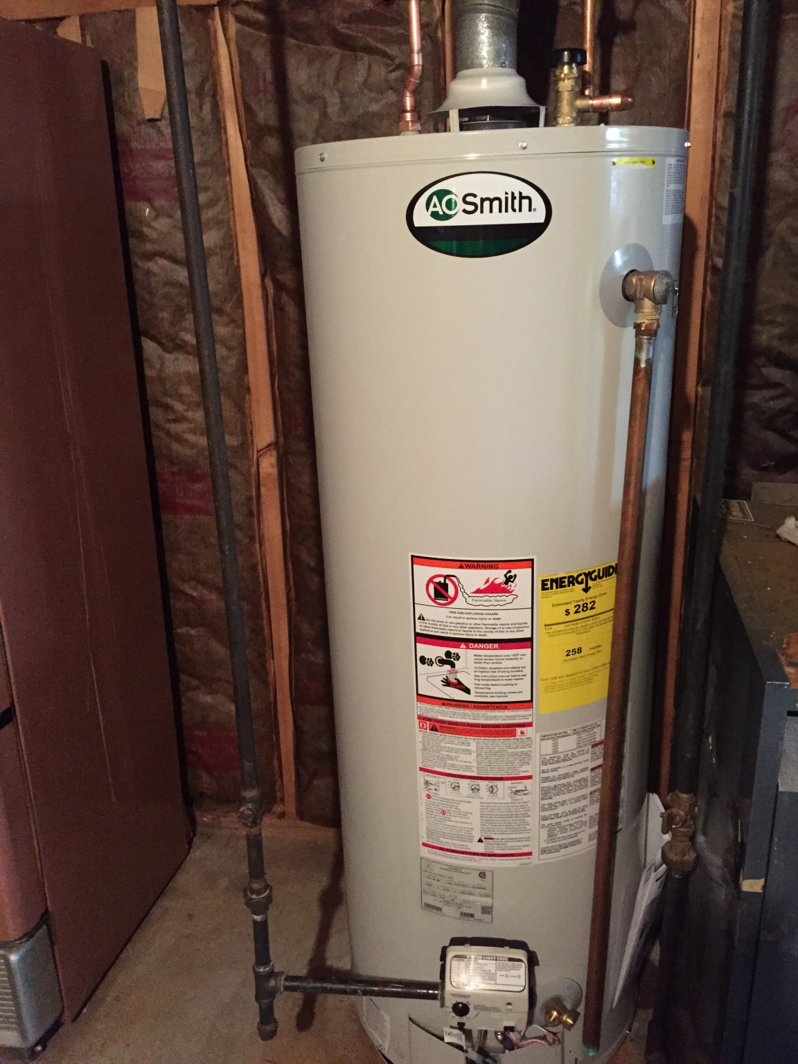 Water Tank Plumbing : Uncategorized archives kaufman plumbing and heating